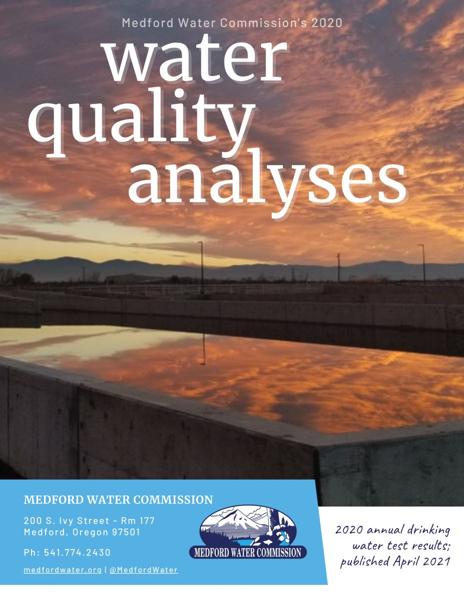 WQ Analyses 2020
